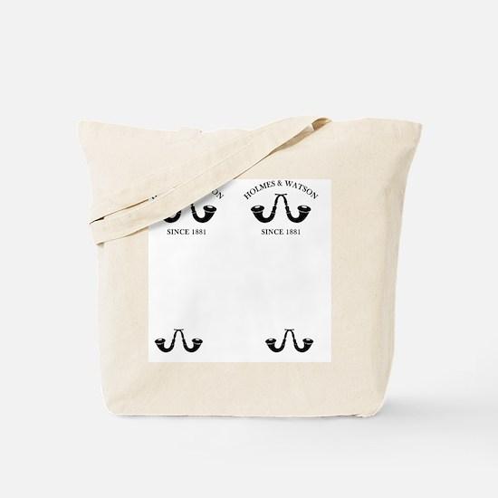 holmesandwatsonflip Tote Bag