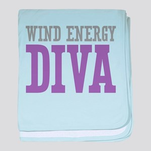 Wind Energy DIVA baby blanket