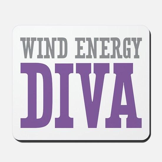 Wind Energy DIVA Mousepad