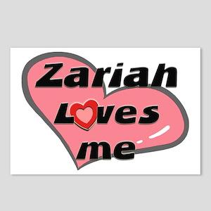 zariah loves me  Postcards (Package of 8)