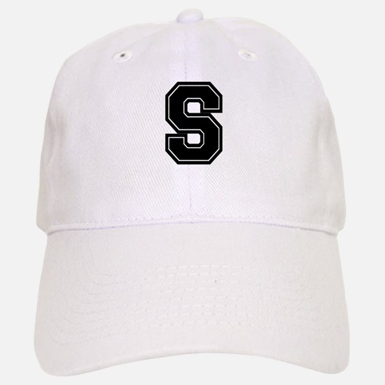 S Baseball Baseball Cap