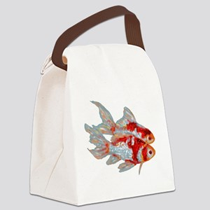 comet Canvas Lunch Bag