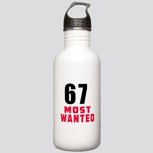 67 most wanted Stainless Water Bottle 1.0L