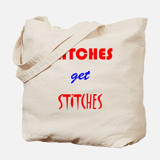 Snitches Tote Bag