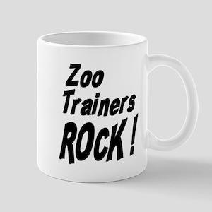 Zoo Trainers Rock ! Mug