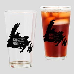 Newfoundland Canada Drinking Glass