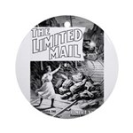 The Limited Mail 1899 Ornament (Round)