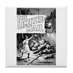The Limited Mail 1899 Tile Coaster