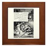 The Limited Mail 1899 Framed Tile