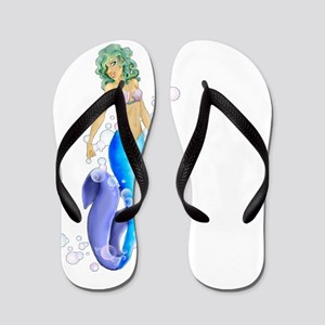 COQUILLE_BK_OUTLINE Flip Flops