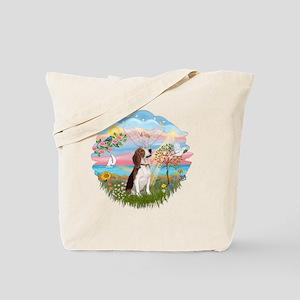 Autumn Angel - Beagle 2 Tote Bag
