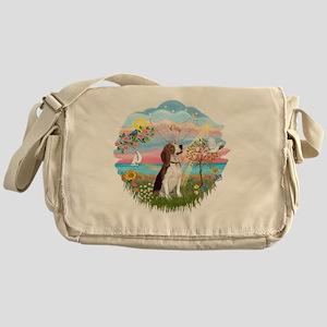 Autumn Angel - Beagle 2 Messenger Bag