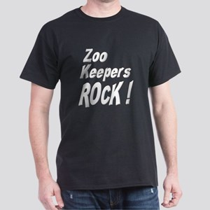 Zoo Keepers Rock ! Dark T-Shirt