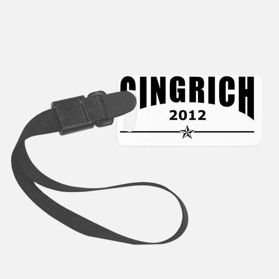 july_gingrich_2012 Luggage Tag