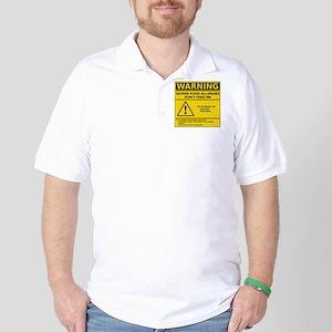 cp_warning__p_t Golf Shirt
