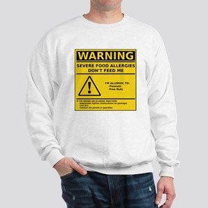 cp_warning__p_t Sweatshirt