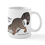 Pallas cat mug!