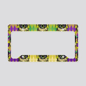 MBbeadPirPPcLaptp License Plate Holder
