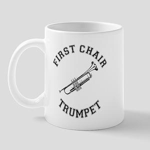 First Chair Trumpet Mug