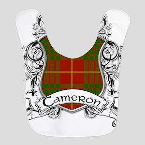 Cameron Tartan Shield Bib