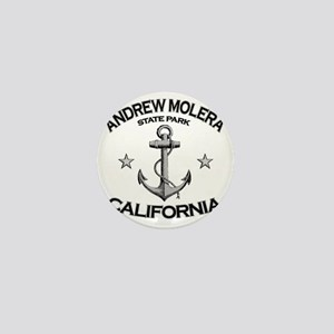 ANDREW MOLERA STATE PARK CALIFORNIA co Mini Button