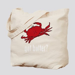 got butter BW Tote Bag