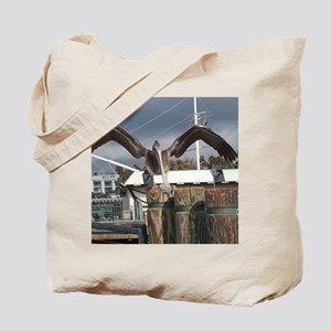 Live and Grind Journal Tote Bag