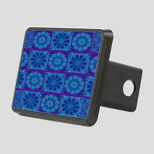 bluequilt-bag Rectangular Hitch Cover