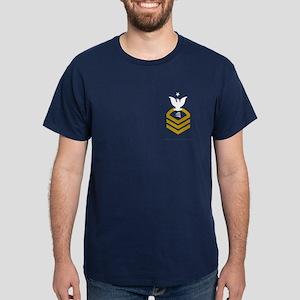 Navy ITCS<BR> Navy Blue T-Shirt 2