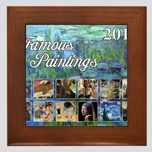 Famous Cover Framed Tile