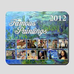 Famous Cover Mousepad