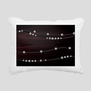 laptopskin_diamondsonwoo Rectangular Canvas Pillow