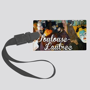 TL Cover Large Luggage Tag