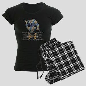 pisces Women's Dark Pajamas