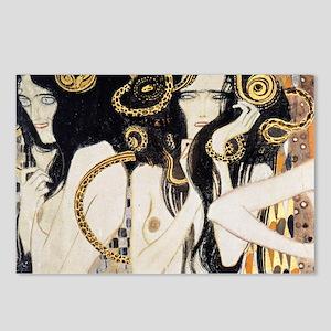 Klimt Cal 4 Postcards (Package of 8)