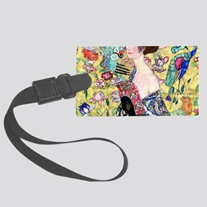 Klimt Cal 7 Large Luggage Tag