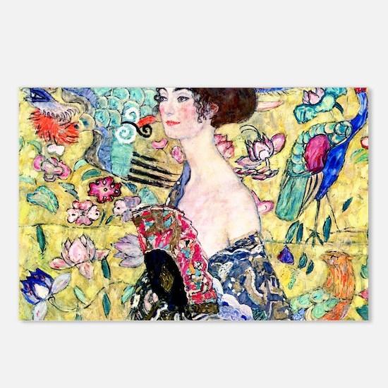 Klimt Cal 7 Postcards (Package of 8)