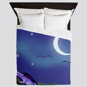 Dragon3 Queen Duvet