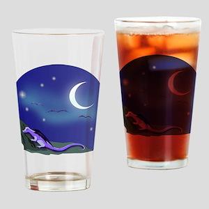 Dragon3 Drinking Glass