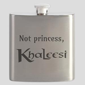 Not Princess, Khaleesi Flask