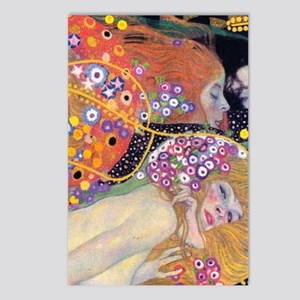 Klimt 14 Postcards (Package of 8)
