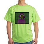 Cyber World Green T-Shirt