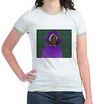 Cyber World Jr. Ringer T-Shirt