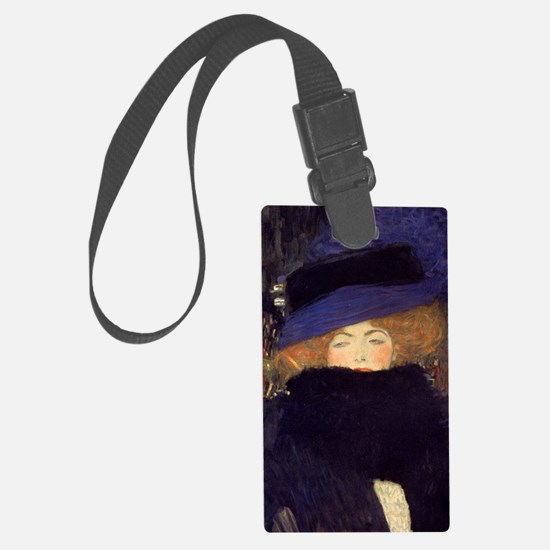 Klimt 36 Luggage Tag