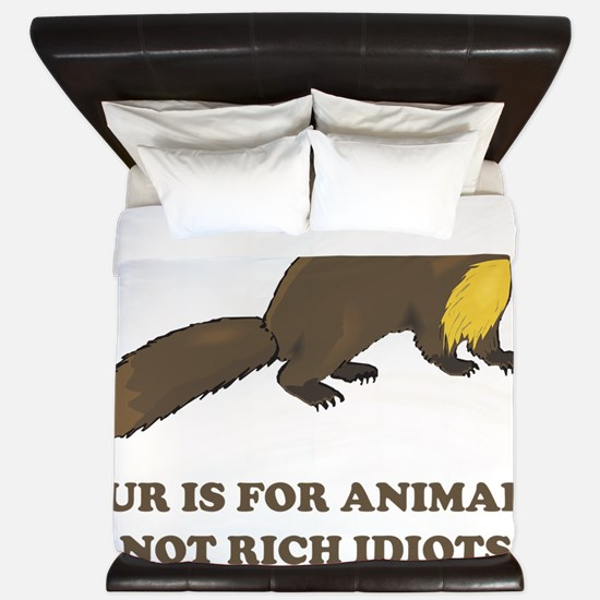 fur King Duvet