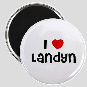 I * Landyn Magnet