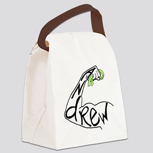 andrewribbon Canvas Lunch Bag
