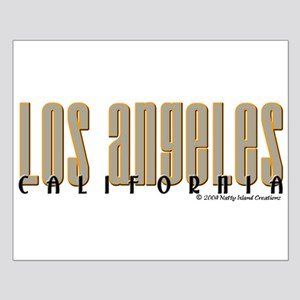 Los Angeles Small Poster