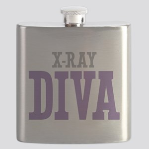 X-Ray DIVA Flask