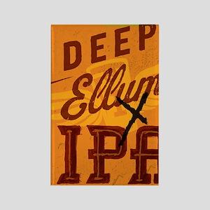 Deep-Ellum-IPA Rectangle Magnet